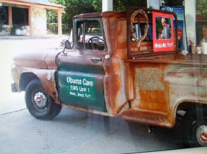obamacare truck fixed