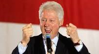 BILL CLINTON EXCITED