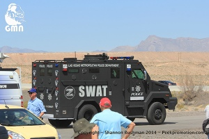 Bundy Swat teams