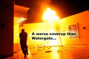 benghazi worst coverup than watergate