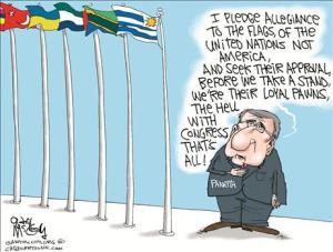 panneta and UN