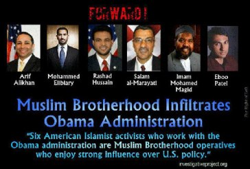 muslim brotherhood infiltrates obama adm