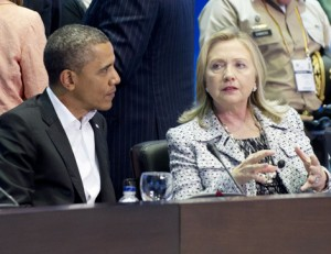 Obama, Clinton Selling Out U.S. Sovereignty in Secret