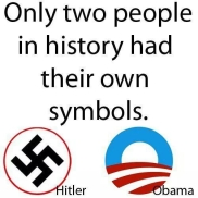 hitler and obama