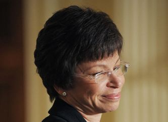 White House StaffSenior Advisor and Assistant to the President for Public Engagement and Intergovernmental Affairs, Valerie Jarrett