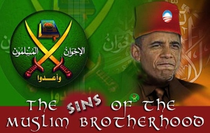 Ousted Obama Backed Muslim Brotherhood Of Egypt Was To Attack Syria