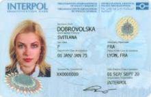 Interpol Travel Document - Wikipedia
