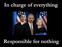In charge of everything responsible for nothing
