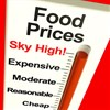 food prices rising